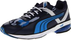 PUMA Mens Cell Kou V2 CrossTraining ShoePeacoat12 D US * Continue to the product at the image link.