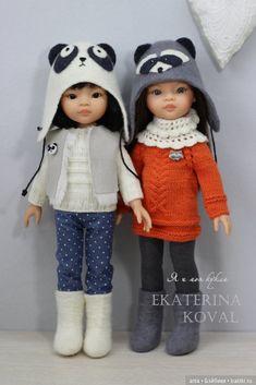 Нарядные Паолочки. Одежда от автора Екатерины Коваль / Куклы Паола Рейна, Paola Reina / Бэйбики. Куклы фото. Одежда для кукол