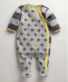 Boys Funky All Over Print All In One - All In Ones - Mamas & Papas