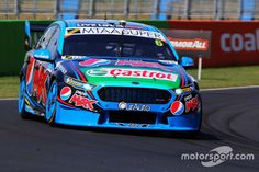 Chaz Mostert and Cameron Waters, Prodrive Racing Australia Ford. Photo by Herb Powell on October 2015 at Bathurst. Browse through our high-res professional motorsports photography Australian V8 Supercars, Aussie Muscle Cars, Ford V8, Drifting Cars, Ford Falcon, Rally Car, Jdm Cars, Race Day, Car Photos