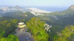 Vista Chinesa, Rio de Janeiro, Brasil - http://bestdronestobuy.com/vista-chinesa-rio-de-janeiro-brasil/