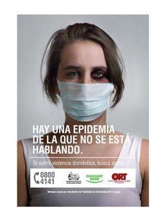 Cartel violencia de género