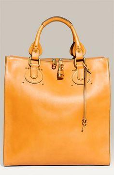 Chloé 'Aurore' Leather Tote