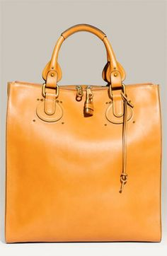 Chloé 'Aurore' Leather Tote