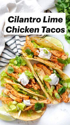 Comida Latina, Health Dinner, Lunch Meal Prep, Meal Prep Dinner Ideas, Spring Dinner Ideas, Summer Meal Ideas, Light Dinner Ideas, Simple Recipes For Dinner, Easy Meals For Dinner