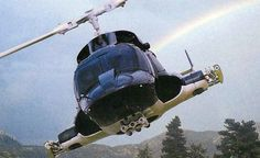 The famous helicopter!