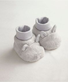 Unisex Welcome To The World Velour Booties baby infant toddler... - http://www.popularaz.com/unisex-welcome-to-the-world-velour-booties-baby-infant-toddler/