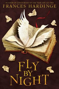 FLY BY NIGHT by Frances Hardinge - http://mwgerard.com/books-for-march-17/ #books #amuletbooks