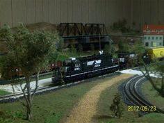 Norfolk Southern Modeler - Toy Train Layouts - Classic Toy Trains - Trains.com online community