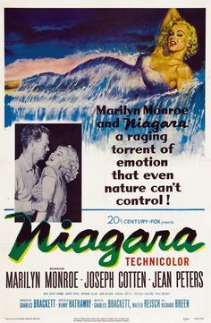 Niagara | US movie poster, 1953