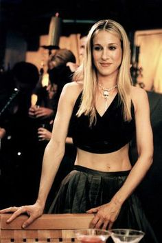 Carrie Bradshaw's Best Outfits | Vanity Fair
