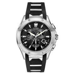 Citizen BL5460-00E Men's Signature Octavia Perpetual Chronograph Eco-Drive Watch