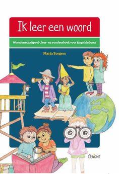 Ik leer een woord. Woordenschatspeel-, leer- en voorleesboek voor jonge kinderen (Garant)