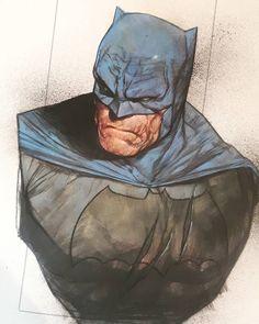 Comic Book Artists, Comic Artist, Comic Books Art, Batman Metal, Batman And Superman, Star Wars Poster, Star Wars Art, Star Trek, Ben Oliver