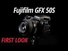 Fujifilm GFX 50S Medium Format Mirrorless Camera 600018213 B&H