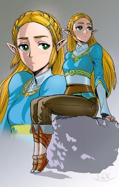 Legend of Zelda Breath of the Wild art > Princess Zelda The Legend Of Zelda, Legend Of Zelda Breath, Game Character, Character Design, Botw Zelda, Pokemon, Link Zelda, Fanart, Wind Waker