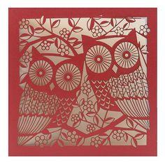 'Blossom Owls' by Alljoy