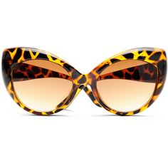 MANGO Sunglasses P.. Phewa-T C, found on polyvore.com