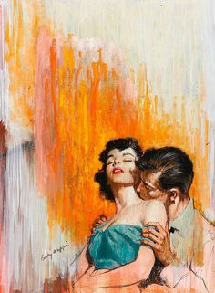 """rudy nappi- this is so gorgeous and I love that it was considered """"erotic"""" for that era."""