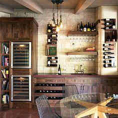 Wine Storage Ideas | Baer Home Design