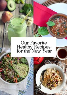 We've rounded up 5 of our favorite delicious detox recipes to help you stick to your goal of healthy eating this year. From green smoothies (yum) to salads to soups, this menu is perfect for a veggie-packed weekly …