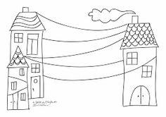 Cela fait toujours du bien quand l'inspiration vient de la part des enfants. Récemment Lagrande s'est mis à dessiner des maisons. ...