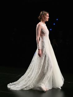 Barcelona Bridal week M&M