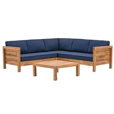 Fortuna 4 Piece Outdoor Modular Setting   Freedom Furniture and Homewares