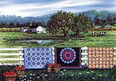 Diane Phalen Art Gallery - Amish Roadside Market