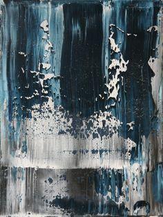 """Koen Lybaert; Oil, 2013, Painting """"abstract N° 653"""""""