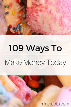 This is the most useful resource I've found about making money. I found a lot of ways to make money fast and easy ways to make money online too. click here to see it! via @minthabits