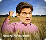 Organic Consumers Association calls out Dr. Oz for 'flip-flopping' with high-profile attacks on organics