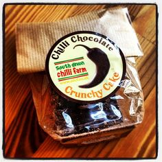 Day #291 - looking forward to testing this chocolate chilli crunch cake for @SDCF_CO_UK