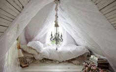 Victorian Cottage Bedroom