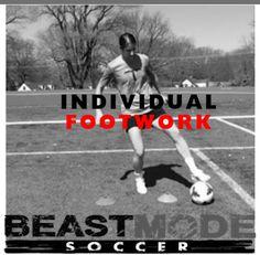 Beast Mode Soccer Phase 1 Footwork Program