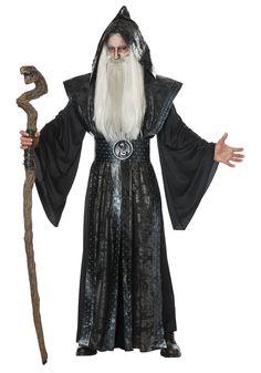 Dark Wizard Mens Costume - FOREVER HALLOWEEN Wizard Costume, Witch Costume Adult, Witch Costumes, Scary Halloween Costumes, Costume Shop, Adult Costumes, Costumes For Women, Halloween 2020, Halloween Party