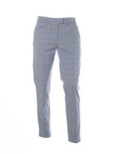 DONDUP Dondup Printed Perfect Trousers. #dondup #cloth #pants-shorts