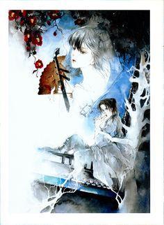 Чтение манги ArtBooks -Anemone 1 - 1 - самые свежие переводы. Read manga online! - ReadManga.me