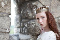 Schmuck - Die Krone mit Perlen