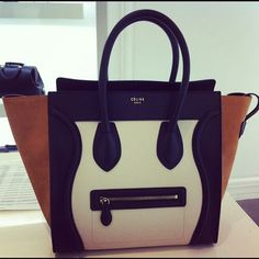 esta es mi Celine bag... love it!!!