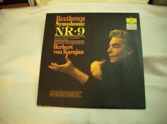 416) LP: Beethoven Symphonie Nr. 9..., Preis 10€