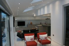 Lean to extension open plan soffit Lean To, Beautiful Family, Open Plan, Home Projects, Extensions, How To Plan, Extension Ideas, Google Search, Home Decor