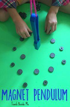 Magnet Pendulum via