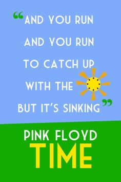 ☮ American Hippie Classic Rock Music ~ Pink Floyd . . . Time