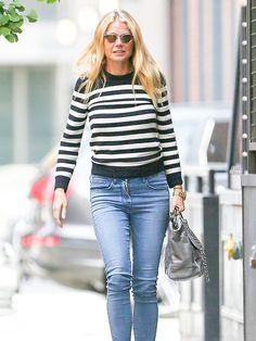 Star Tracks: Monday, May 25, 2015   MOM IN JEANS   Gwyneth Paltrow ran errands around New York City on Saturday.