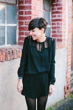 Et pourquoi pas Coline / Le drame de la jupe culotte //  #Fashion, #FashionBlog, #FashionBlogger, #Ootd, #OutfitOfTheDay, #Style