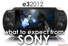Sony E3 2012 Kicks Off From June 5, Here's What To Expect…