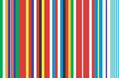 New EU-flag, ontwerp voor een nieuwe vlag voor de Europese Unie op basis van de nationale vlaggen van alle EU-landen. Beeld: OMA/AMO. Rem Koolhaas.