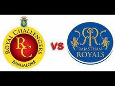 RCB vs RR Live Streaming IPL 2015 - Bangalore Vs Rajasthan 28 April Live...