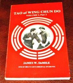 Bruce Lee Books, Wing Chun, Tao